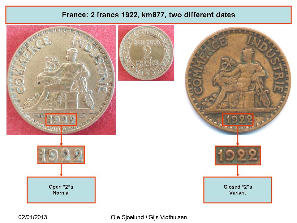 2 francs chambres de commerce france numista for Chambre de commerce fr
