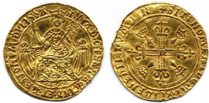 Votre monnaie la plus ancienne dat e numista - Sol en piece de monnaie ...