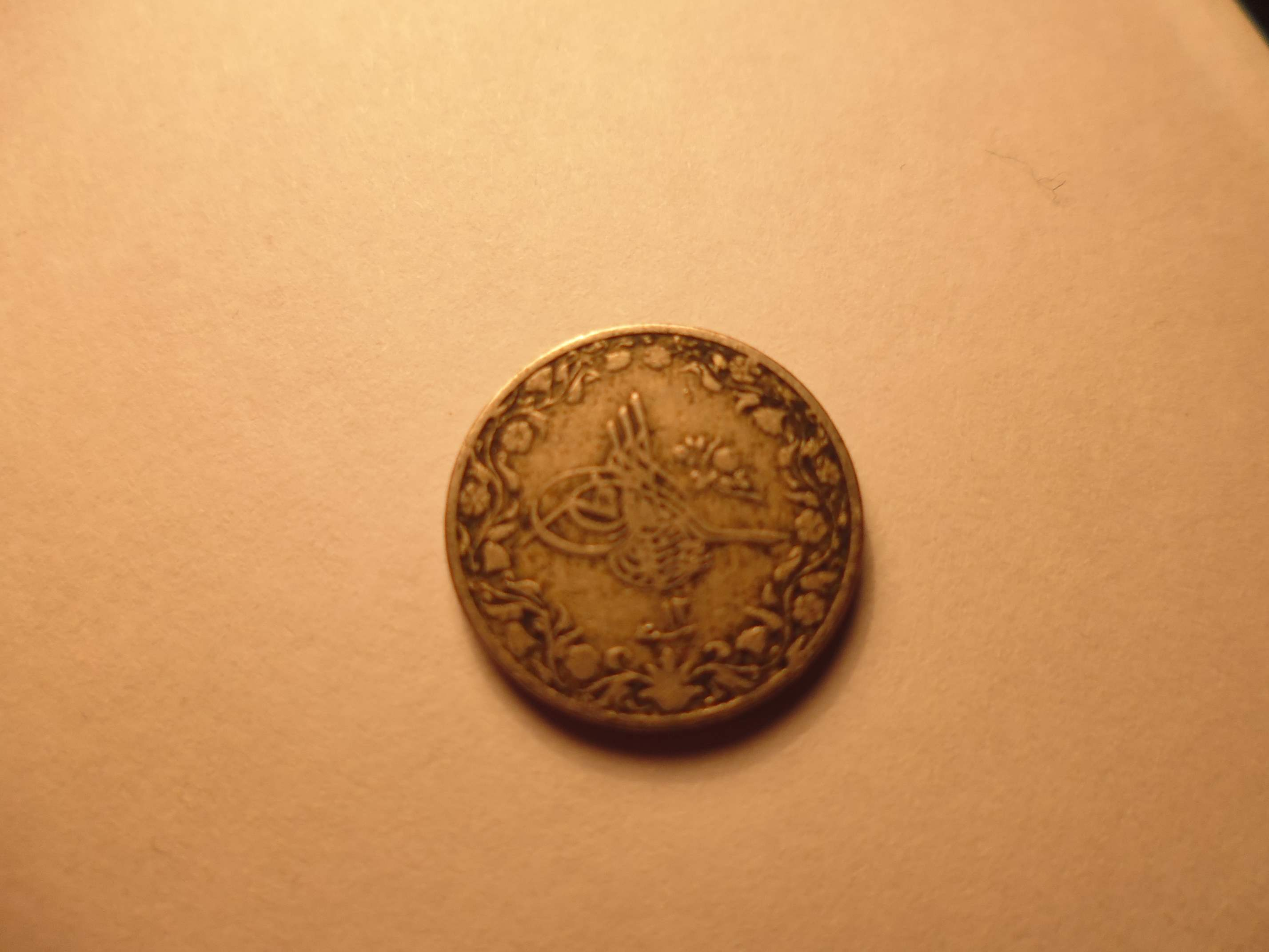 Coin from Tunis and Ottoman - ID and dating needed Numista