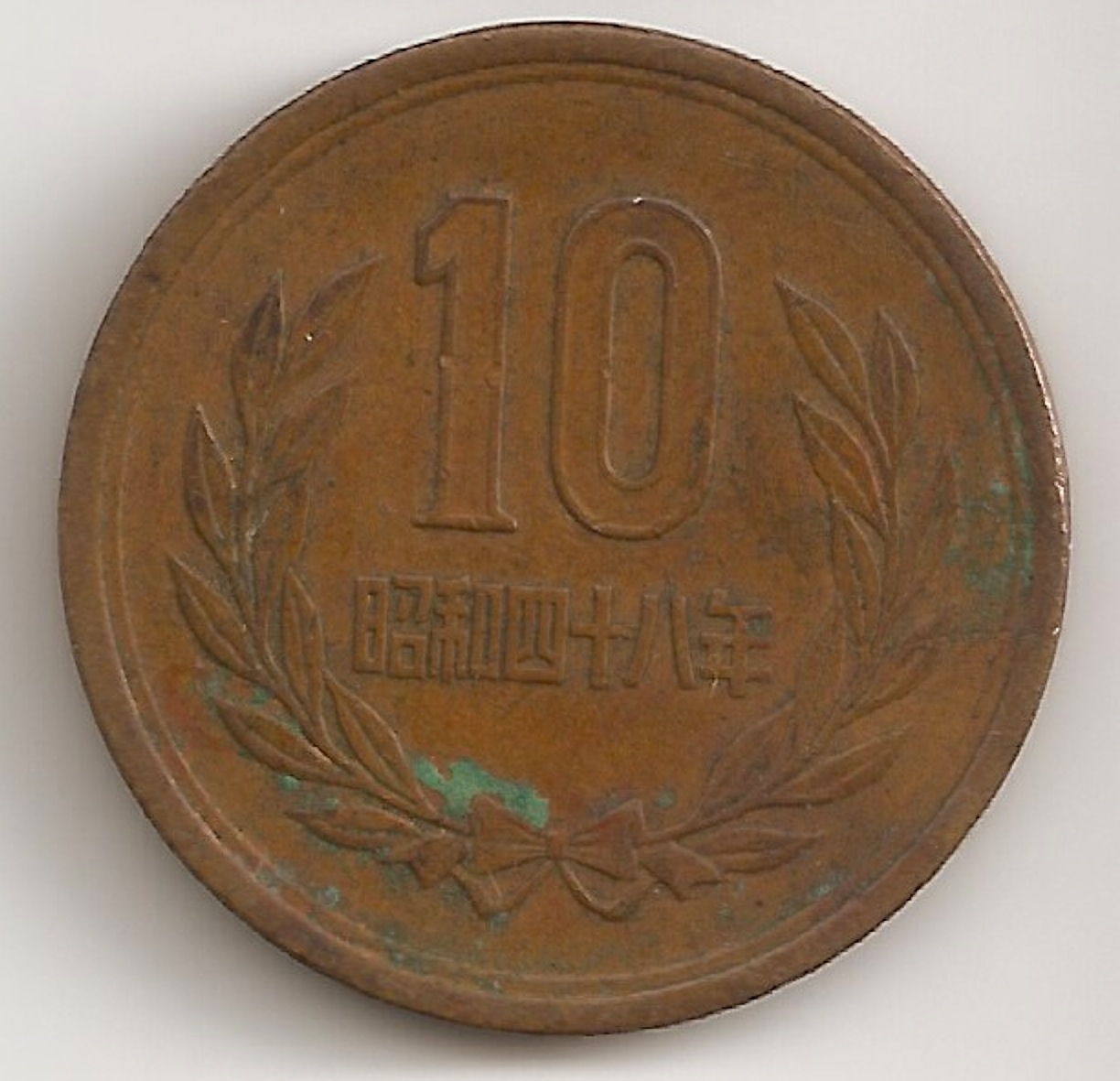 Asian coin identification by picture