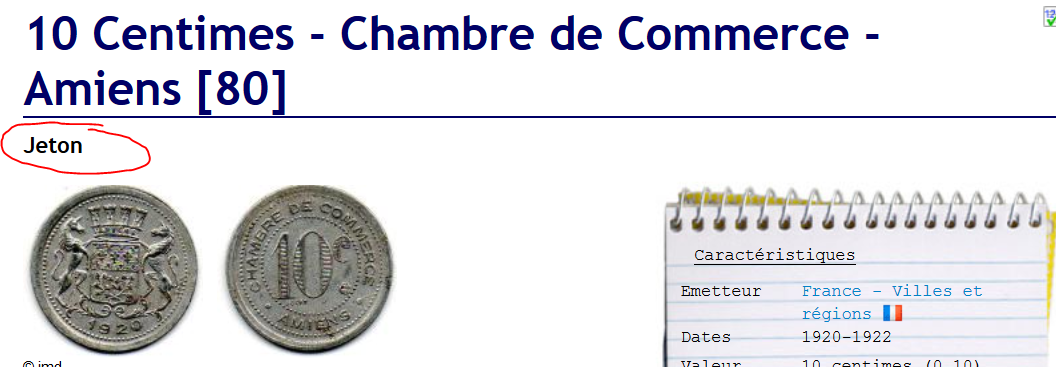 Jeu du quart de pi ce retrouver le pays d 39 origine numista - Chambre de commerce italienne en france ...