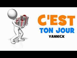 Carte Anniversaire Yannick.L Anniversaire Du 2 Mars Numista