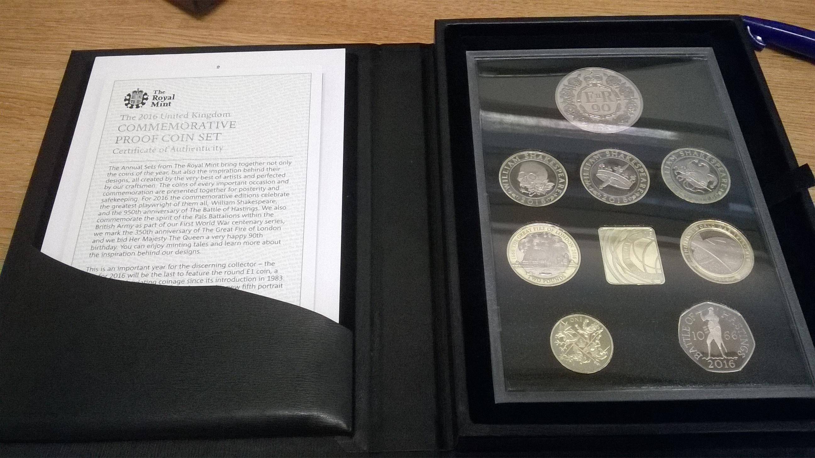 2016 Dated Coins Found In Circulation Numista