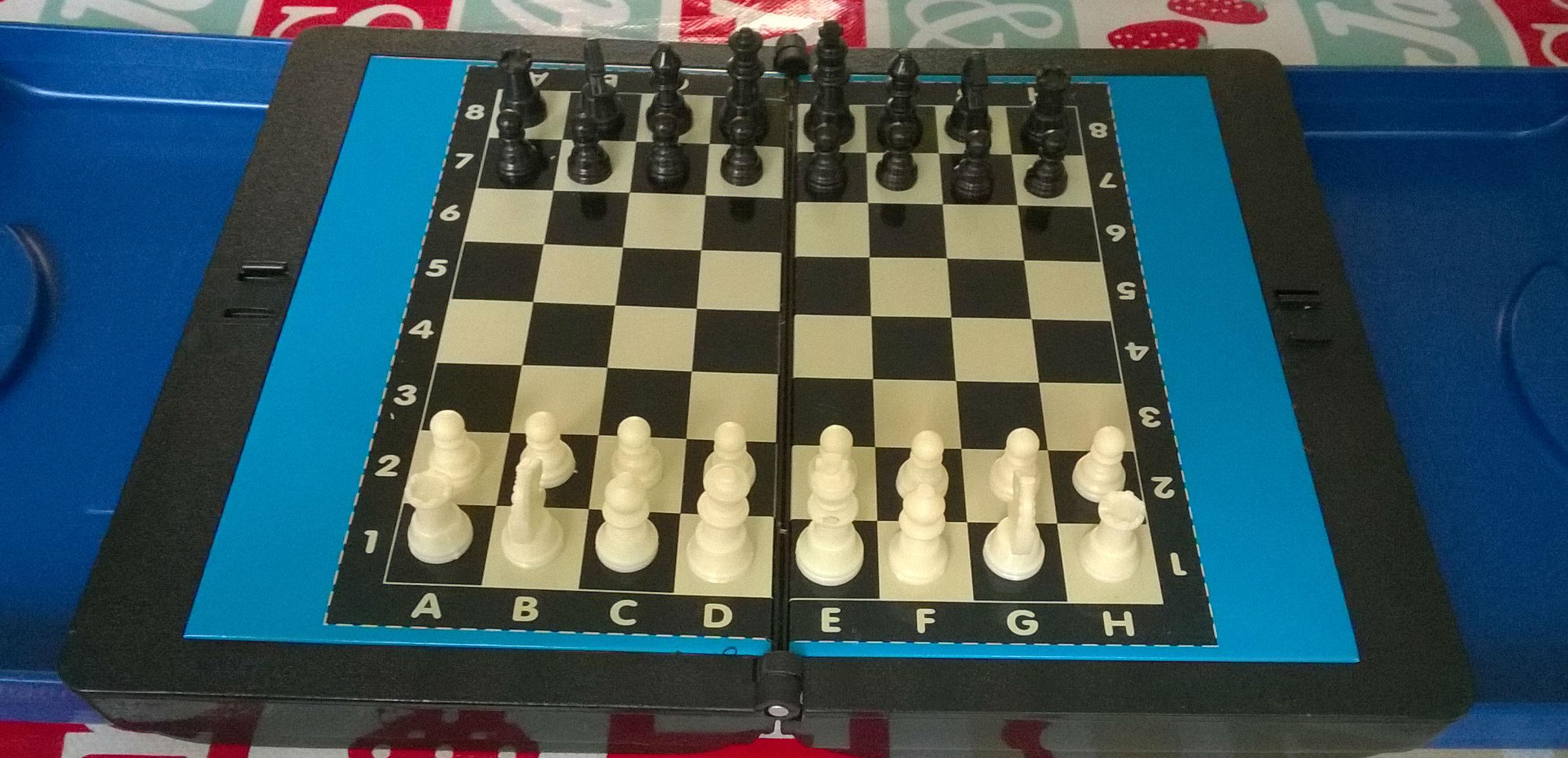 Chess – Numista