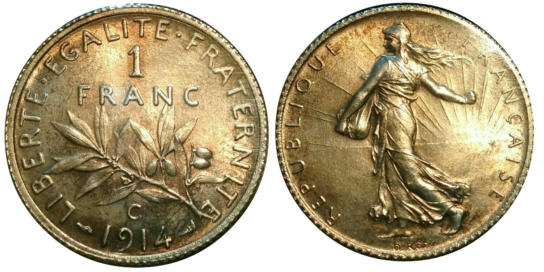 Mancoliste sur les semeuses argent 1897 1920 numista for Je te transmet