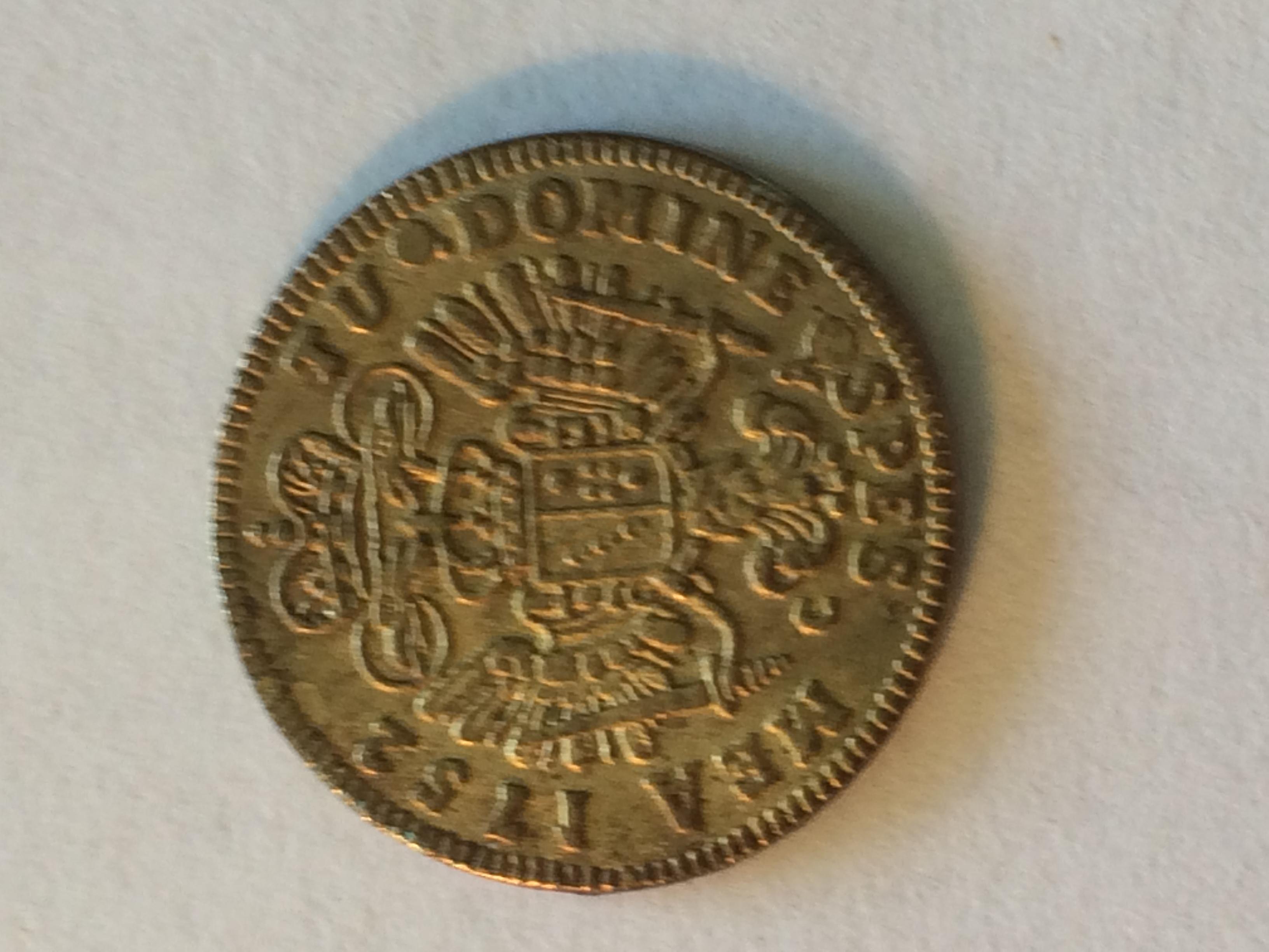 piece de monnaie franc d g r i s