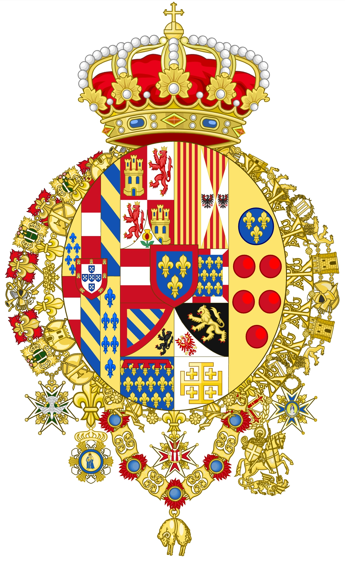 the habsburg coat of arms meaning pdf
