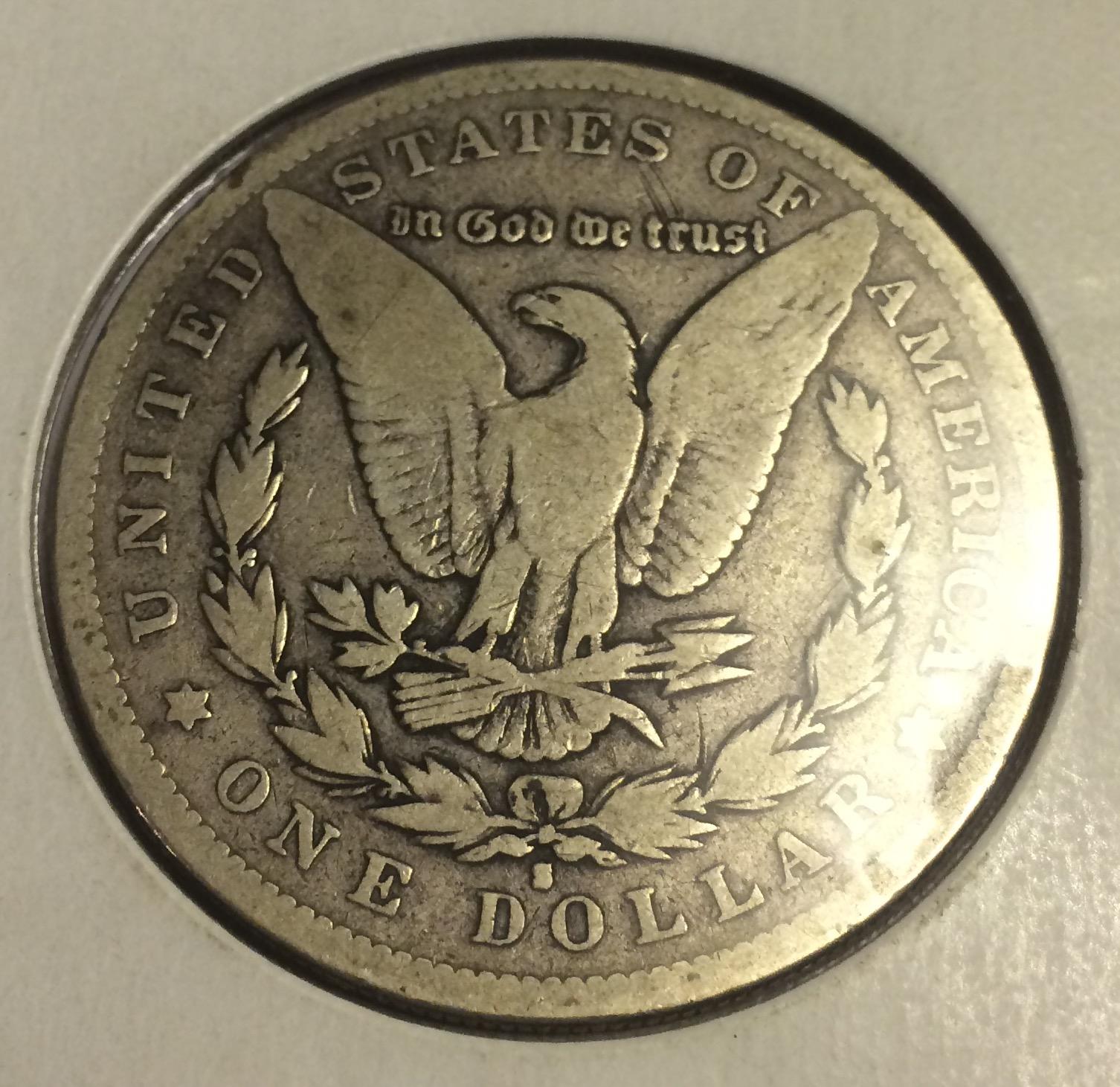 1893 Morgan S (worth $2000)! – Numista