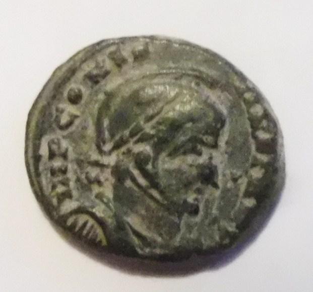 Nummus VICTORIAE LAETAE PRIN P : Reference ? 5a84e89b8ef51