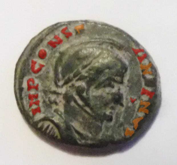 Nummus VICTORIAE LAETAE PRIN P : Reference ? 5a85d54b8806f