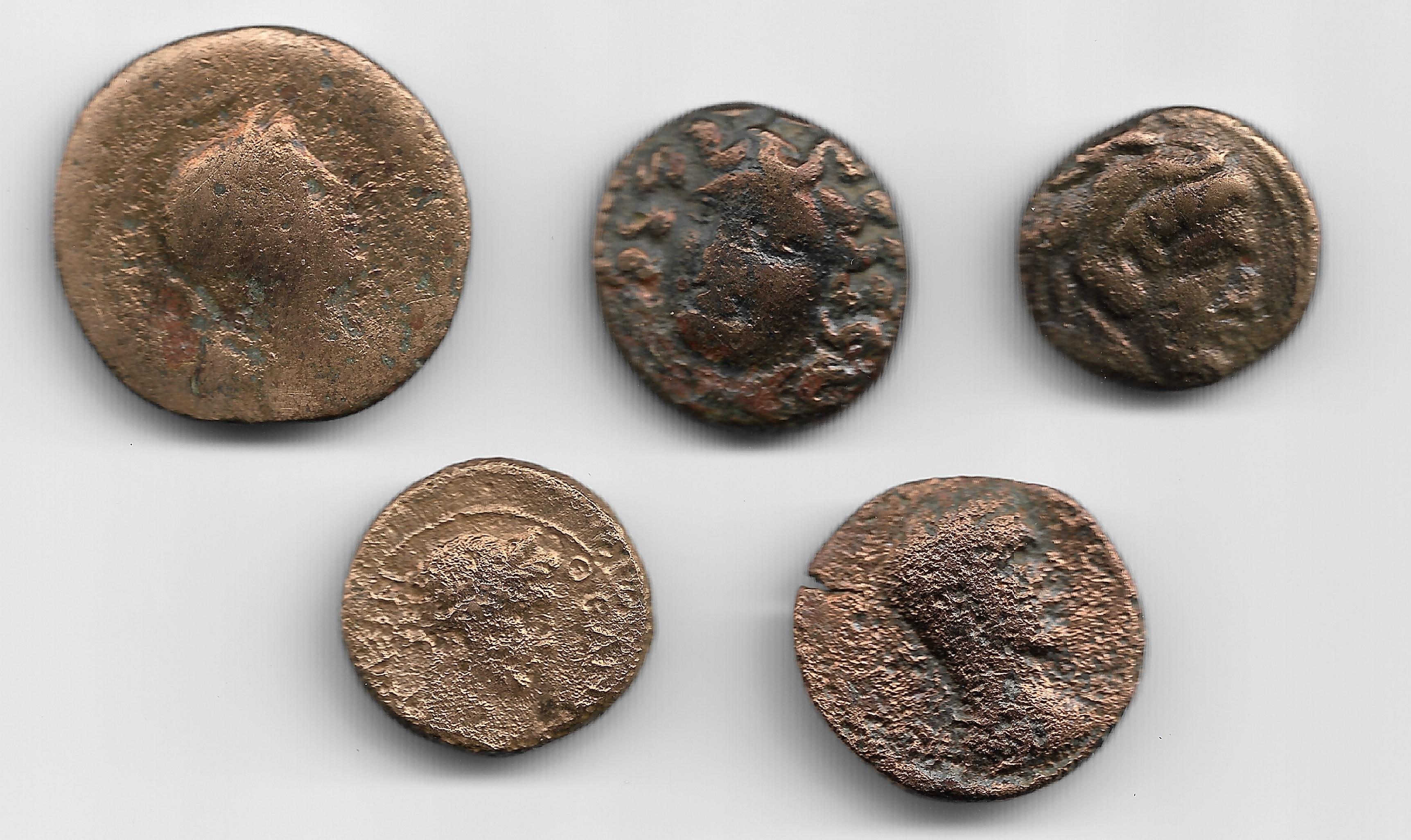 Help identify Ancient Coins – Numista