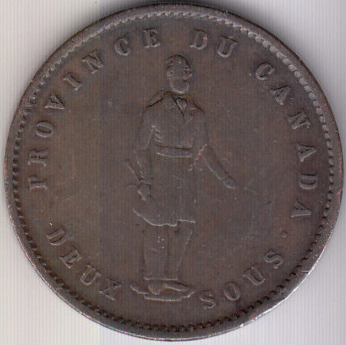Why There Were Not Canadian 1 Cent Coins Until 1858 To