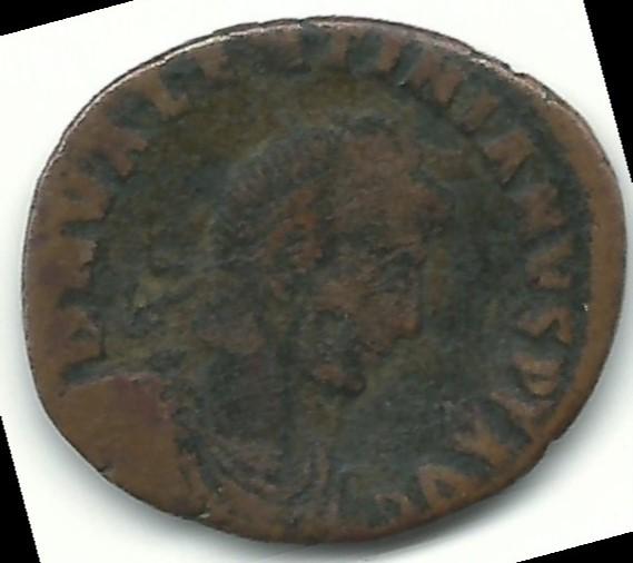 Roman Coin Valentinianus ? ID please  – Numista