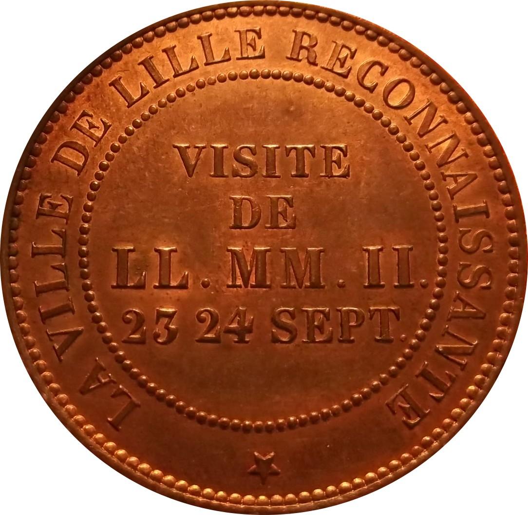 HARMILIY Pi/èce de monnaie porte-bonheur avec message grav/é et breloque