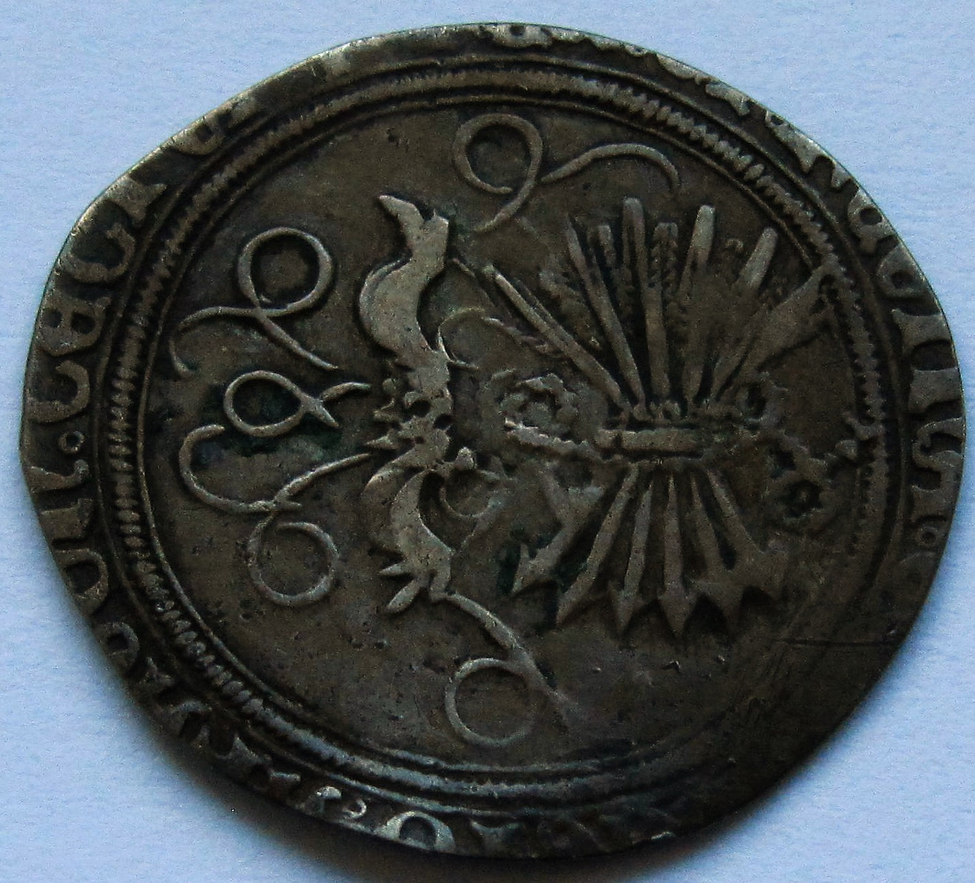 Two Spanish 1 Real Coins Numista
