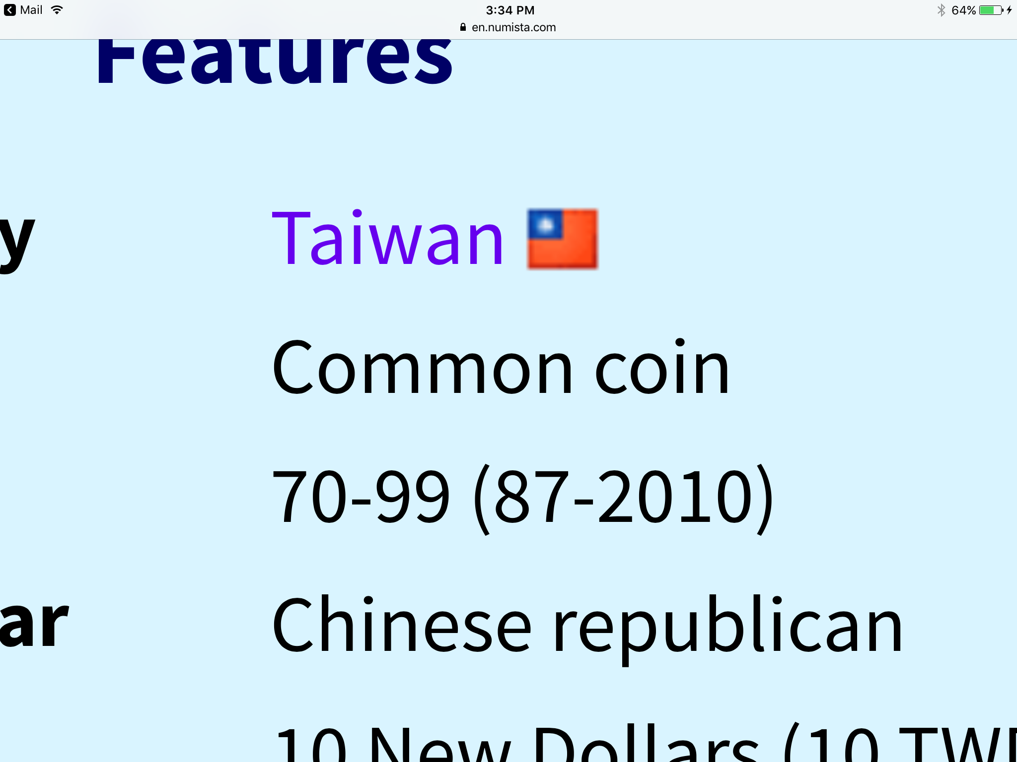 Wrong Years In Taiwanese Coins Numista