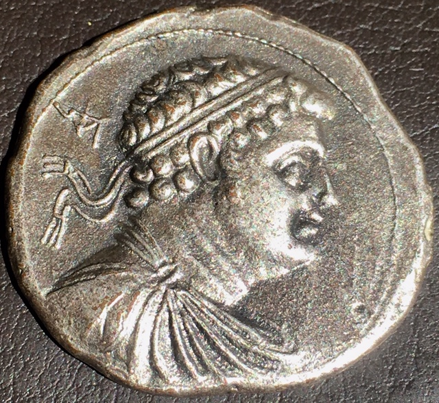 ancient greek coins identification