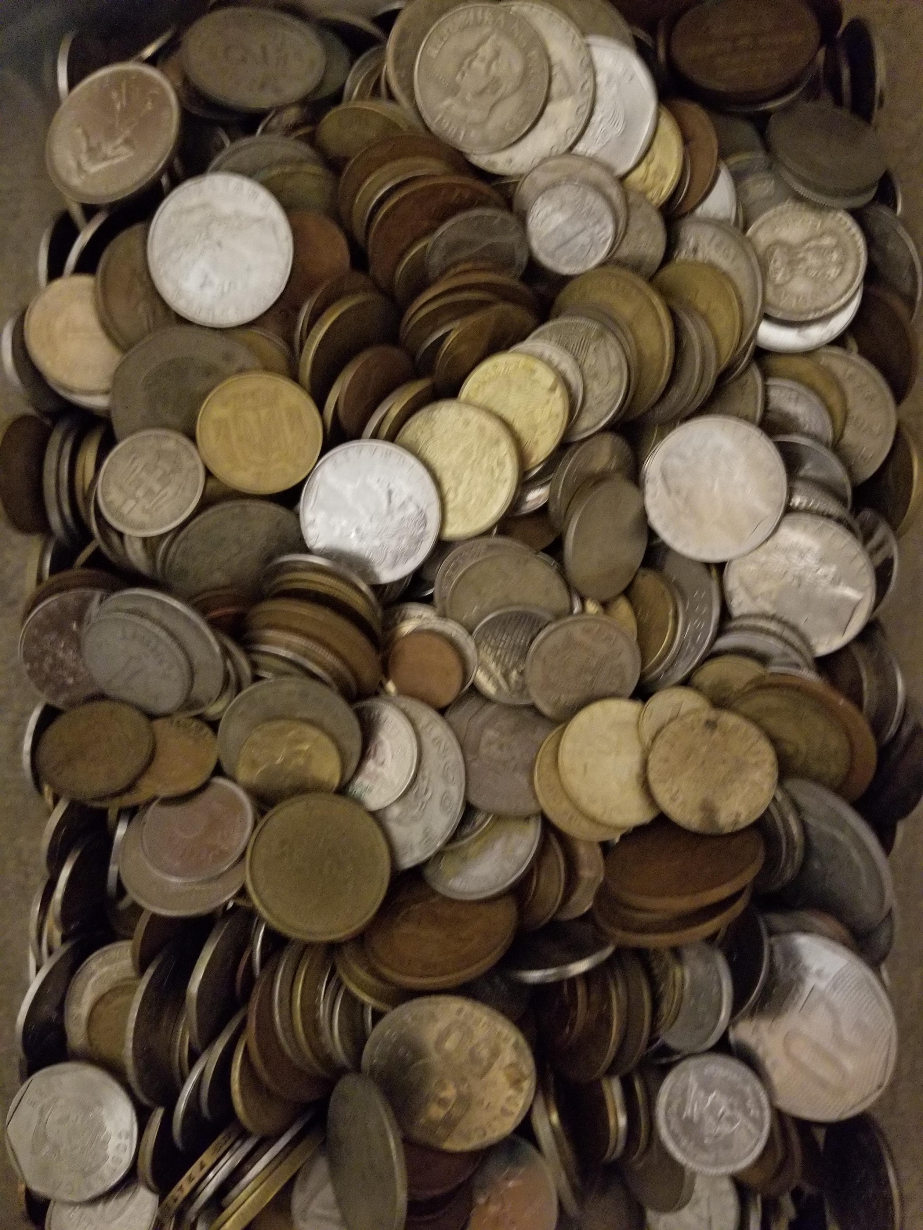 2,000-2,100+ World Coins For Sale – Numista