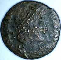 Nummus Constantin 1er au revers GLORIA EXERCITVS ( Antioche ) 533e28d565c94