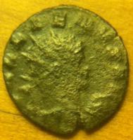 Romaine au pégase . Antoninien de Gallien  53767b87dbf46